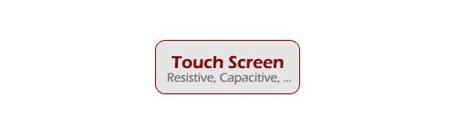 صفحه لمسی ( تاچ اسکرین)