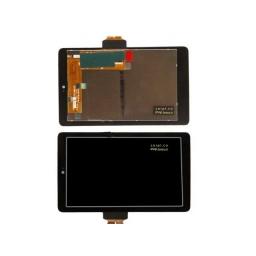 تاچ و ال سی دی بدون فریم Nexus 7