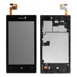 تاچ و ال سی دی موبایل Nokia Lumia 520