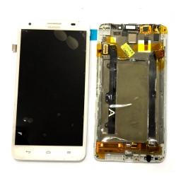 فلت ولوم و پاور موبایل Huawei G750