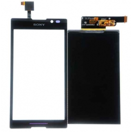 تاچ و ال سی دی موبایل Sony Xperia C