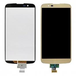 تاچ وال سی دی موبایل LG K10