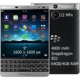 تاچ و ال سی دی موبایل BlackBerry Passport 2